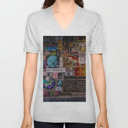 Post Alley Unisex V-Neck