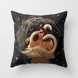 Cacaphony Throw Pillow