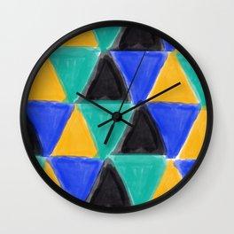 Tri-it 2 Wall Clock