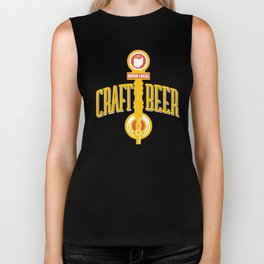 Ohio Drink Local gift Gift for OH Craft Beer Drinkers, Drink Local, Brewing Gift for Brewers and Biker Tank