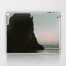 Oregon Coast Dark Ocean Laptop & iPad Skin