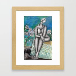 Ever Watchful Framed Art Print