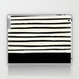 Black x Stripes Laptop & iPad Skin