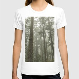 Memories of the Future - nature photography T-shirt
