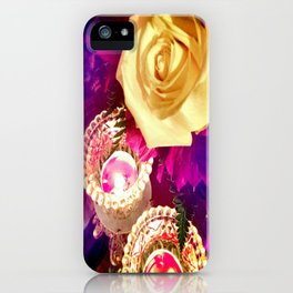 Enchanted & Wonderstruck iPhone Case