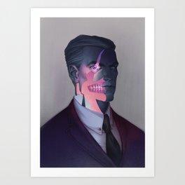 Glitch_03 Art Print