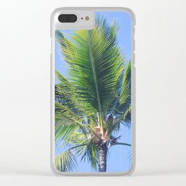 palm. Clear iPhone Case
