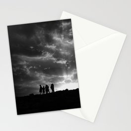 today or maybe tomorrow Stationery Cards