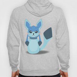 Evolution Bobbles - Glaceon Hoody