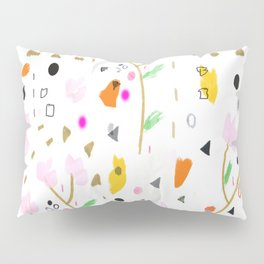 Locura Floral Pillow Sham