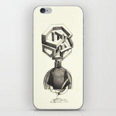 casse tête - bis iPhone & iPod Skin
