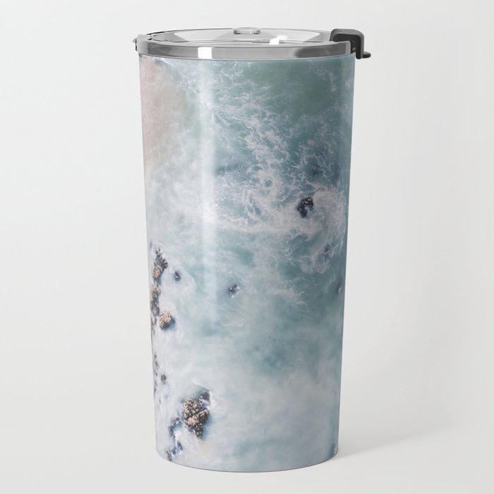 sea bliss Travel Mug