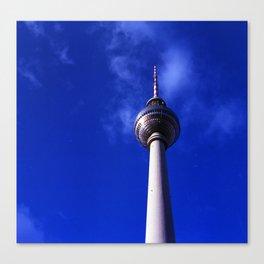 Fernsehturm de Berlín Canvas Print