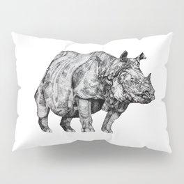 Rhino I Pillow Sham