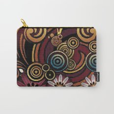 Colors and volutes Jacob's fashion Paris Carry-All Pouch