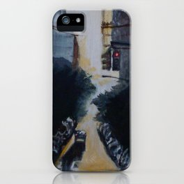 Someday We'll Just Drive... iPhone Case