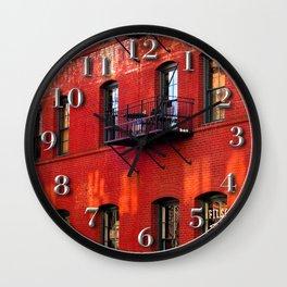 Filson building, Portland, Oregon Wall Clock