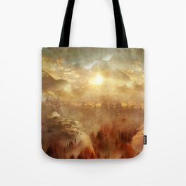 Wish You Were Here (Chapter I) Tote Bag