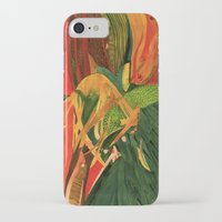 anxiety iPhone & iPod Cases featuring Anxiety by Nima
