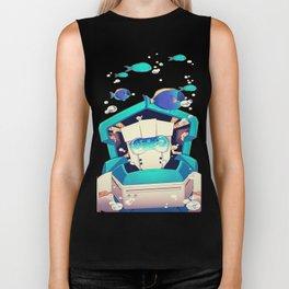 Underwater Biker Tank
