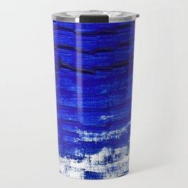 Blue Rug Travel Mug