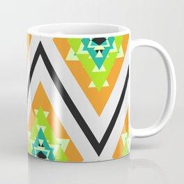 Tropical diamonds Coffee Mug