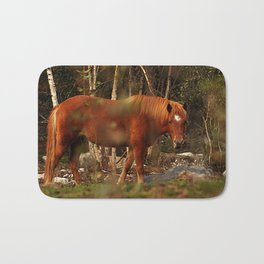 Forest Pony Bath Mat