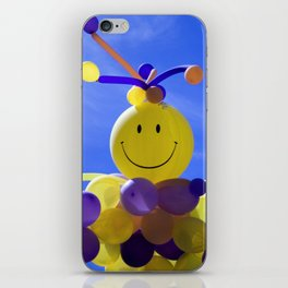 Balloon Man iPhone Skin