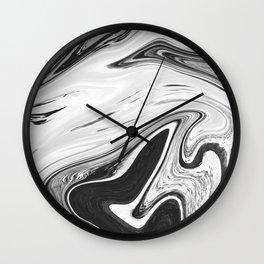 IMPALA - BLACK Wall Clock