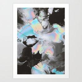 THE DREAM SYNOPSIS Art Print