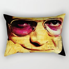 El Cantante Rectangular Pillow