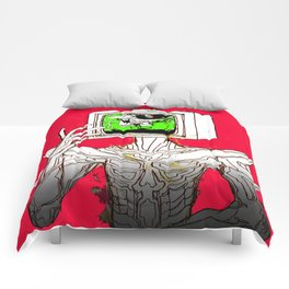 TV HEAD Comforters