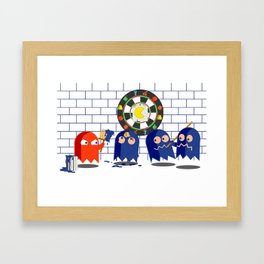 Cheating with style Framed Art Print