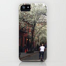 West Village I iPhone Case