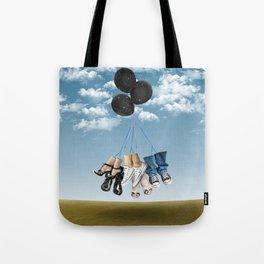 Kakiku Kakimu Kakinya Tote Bag
