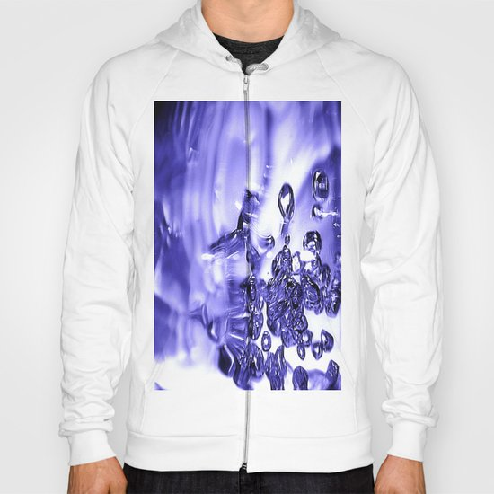 Abstract Bubble Study Hoody
