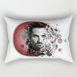 Bradley Cooper Rectangular Pillow