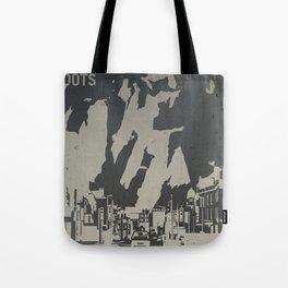 Urban decay 4 Tote Bag