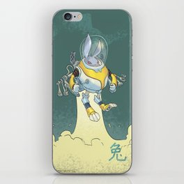 Astro Zodiac Force 04: Rabbit iPhone Skin
