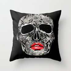 The Death Within 1 Throw Pillow