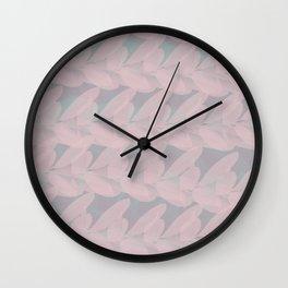 Faux Super Chunk Wall Clock