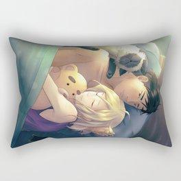 Altin Means Gold Rectangular Pillow