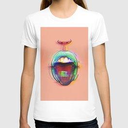 LSD Kiss T-shirt