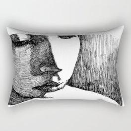 Ausente 2 Rectangular Pillow