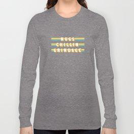 Encino Man (Rule of Threes) Long Sleeve T-shirt