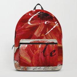 Le Pavot I Backpack