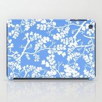 cherry blossom iPad Cases featuring Cherry Blossom by Elena O'Neill