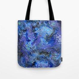 Nebulaic Eddy Tote Bag