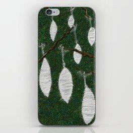 The Catch iPhone Skin
