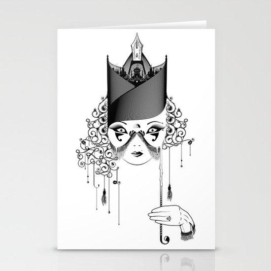 Maskjesty Stationery Cards